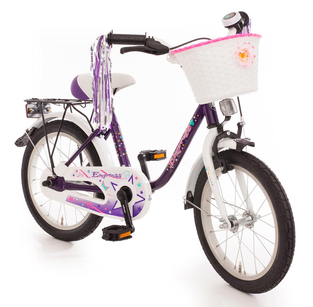 14 Zoll Kinderrad EMPRESS mit Tiefem Einstieg von BACHTENKIRCH NEU 411-EM-54